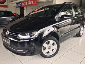 Volkswagen Spacefox 1.6 Trend Total Flex 4p 2014