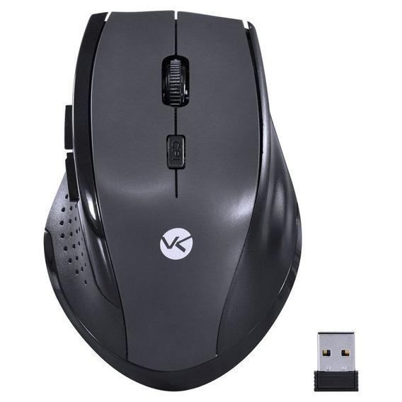 Mouse Sem Fio Híbrido 2.4 Ghz + Bluetooth 4.0 1200 Dpi Dynam