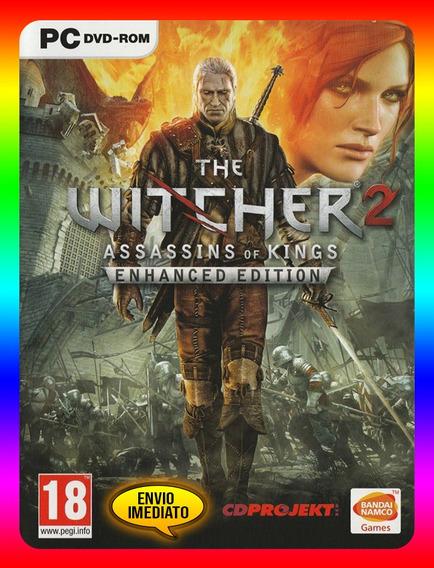 The Witcher 2 Pc - Gog Key (envio Já)