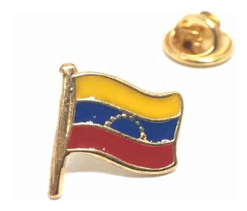 Pin Bandera Venezuela