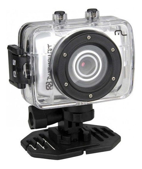 Filmadora Multilaser Esporte 14mp Bob Burnquist Dc180 21188
