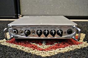 Amplificador Gallien Krueger Mb 200 Bass 200 Watts + Brinde
