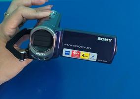 Filmado E Camera Fotografica Sony