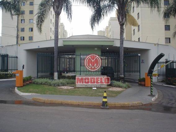Apartamento Com 2 Dormitórios Para Alugar, 54 M² Por R$ 580/mês - Centro - Piracicaba/sp - Ap2966