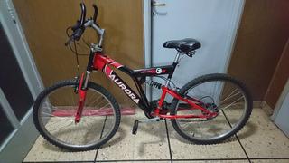 Bicicleta Aurora 600 Dsx Rodado 26 En Excelente Estado