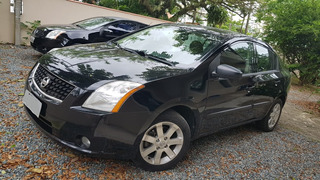 Nissan Sentra 2.0 S Aut. 4p Couro Ano 2008 A R$25000,00