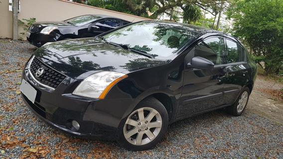 Nissan Sentra 2.0 S Aut. 4p Couro Ano 2008 A R$25000,00
