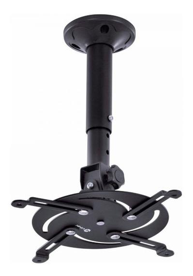 Suporte Projetor De Teto 360º Universal Sp210a Preto