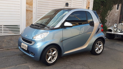 Smart Fortwo 1.0 Turbo 2012