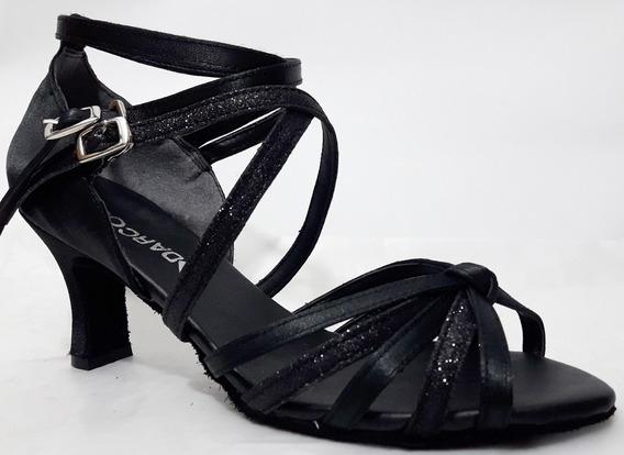 Zapatos De Baile Salsa Tango Bachata Kizomba Darcos Diana 34