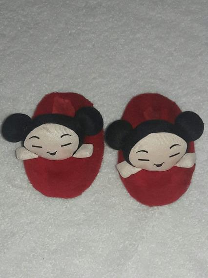 Zapatos Babuchas Pucca