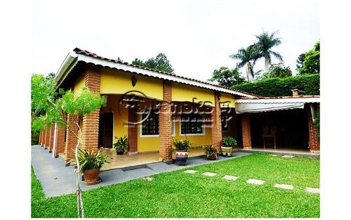 Chácara Em Condomínio Fechado Na Região De Atibaia, Venda Porteira Fechada.