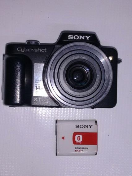 Câmera Sony Dsc H3