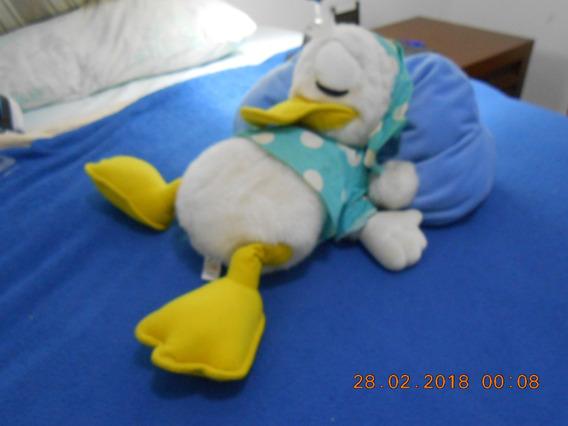 Travesseiro -pelucia -pato Donald Roncador -disney -candide