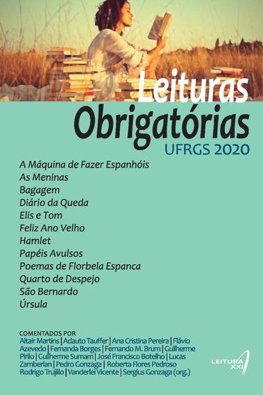 Livro Leituras Obrigatórias Ufrgs 2020
