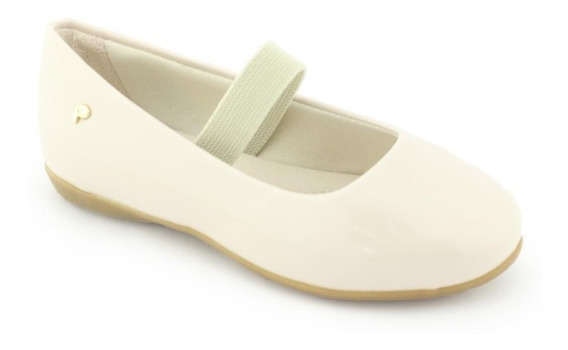 Sapato / Sapatilha Infantil Bailarina Verniz 188333 - Pampil