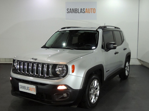 Jeep Renegade 2018 Sport Manual 1.8 N San Blas Auto