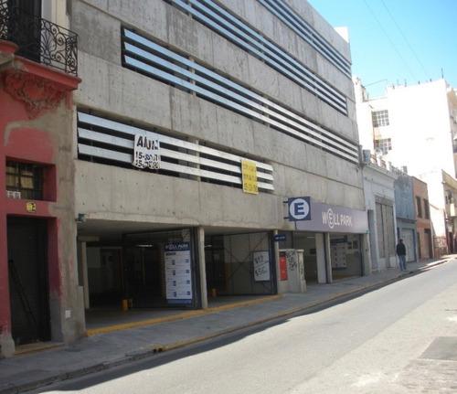 Cocheras Fijas Semi Cubiertas En Calle Tacuari 640 Caba