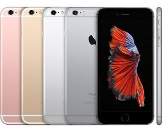 Apple iPhone 6s Plus 32gb Lacrado 1 Ano De Garantia