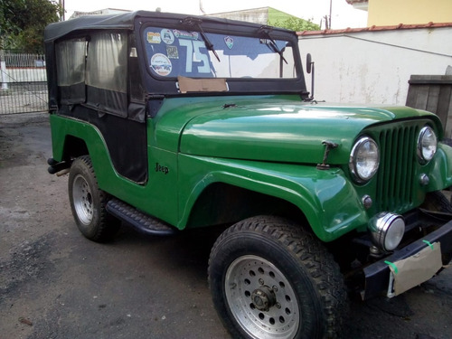 Jeep Willys Ford