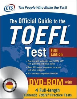Toefl The Official Guide To The Toefl Test , 5th Edition