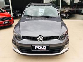 Volkswagen Fox 1.6 Mi Xtreme 8v 2018 Cinza Flex