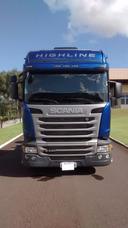 Scania R440 6x4 Automática Ano 2013