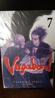 Mangá Vagabond Vol. 7 De Takehiko Inoue (lacrado)
