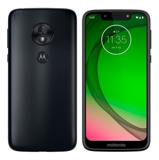 Smartphone Motorola Moto G7 Play Indigo,tela 5,7 ,13 Mp,32gb