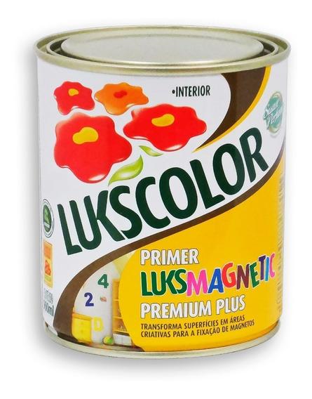 Tinta Magnética Imã Decoração De Paredes Lukscolor 900ml