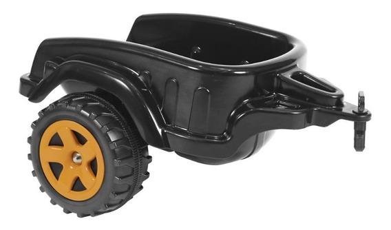 Carreta Caçamba Brinquedo Infantil Trator Fazendeiro Biemme