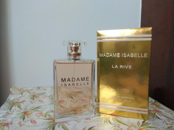 Perfume La Rive Madame Isabelle 100 Ml Usado
