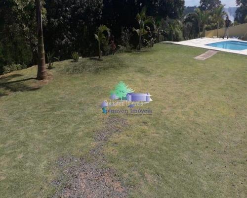 Chácara Jardim Maracanã Em Atibaia - Ch00762