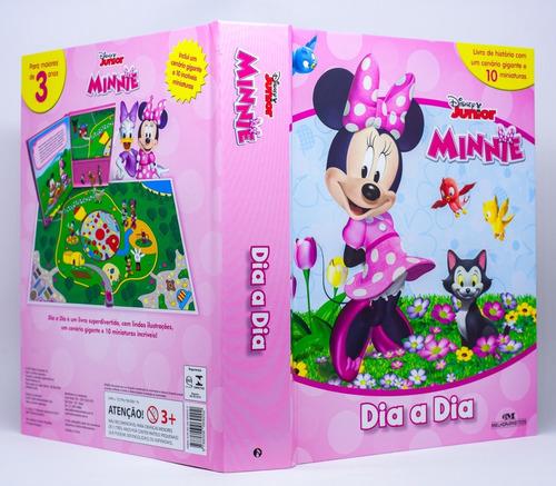 Minnie - Dia A Dia - 10 Miniaturas