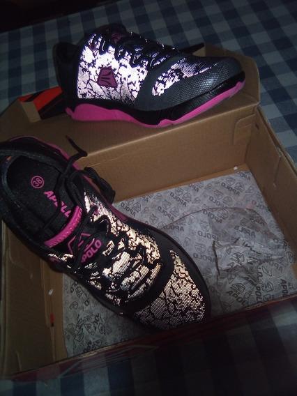 Zapatos Deportivos Apolo. Model No.: Ad16-27-03