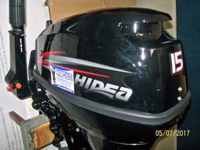 Fuera De Borda Hidea 15 Hp 2t 0km Yamaha Mercury Suzuki