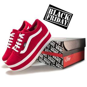 Tênis Vans Old Skool Feminino Plataforma Mega Promoção!!