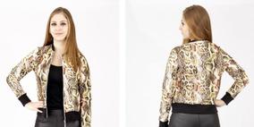 Jaqueta Bomber Moda Feminina Para Arrasar Na Noite Roupa Top