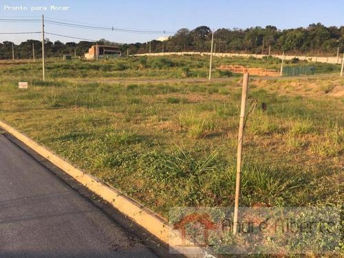 Terreno Em Condomínio Para Venda Em Sorocaba, Jardim Santa Rosália - 568_1-1284595