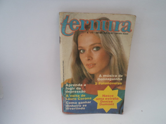 Revista Ternura 172 Fotonovela Possuidos Pelo Desejo
