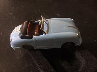 Edição Colecionador Porsche 356 Direção Freio De Mão Marchas