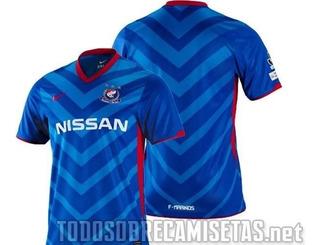 Camisa Importada De 2011 Do Yokohama F Marinos