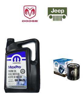 Cambio De Aceite Mopar Jeep Patriot 2.4 + Revision + Escaneo