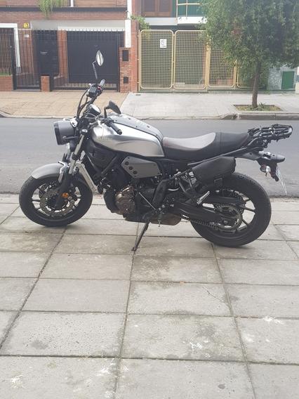 Yamaha Xrs 700 Ident Nueva