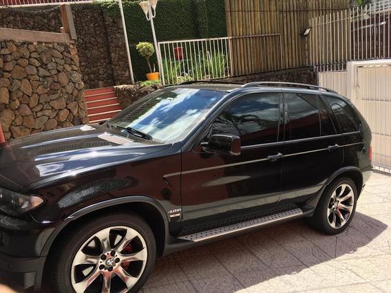 X5 4.8 Is Sport 4x4 V8 32v Gasolina 4p Blindada