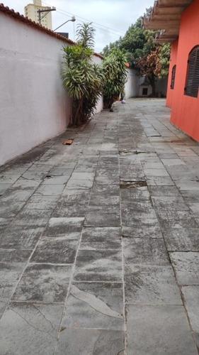 Imagem 1 de 13 de Casa 2 Quartos Santo André - Sp - Jardim Teles De Menezes - V4489
