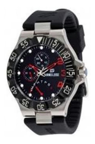 Relógio Hang Loose Hl30042t Sport Multi Função Analógico