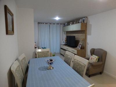 Apartamento Em Itaipu, Niterói/rj De 88m² 2 Quartos À Venda Por R$ 450.000,00 - Ap214452
