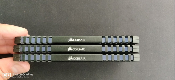 Memória Ddr4 Corsair Vengeance 48gb Kit (3x 16gb) 3200mhz