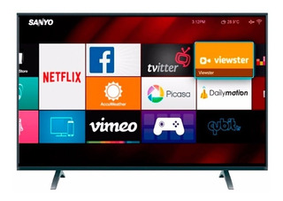 Sanyo Led Smart Tv Lce43if26x